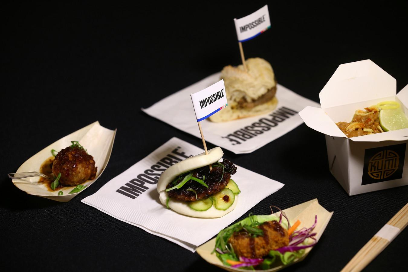 Sous forme hachée, ce porc végétal peut être utilisé dans les nems, les dumplings ou les légumes farcis.