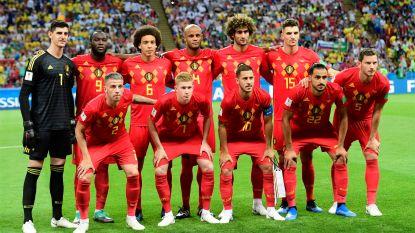 785 dagen op nummer 1: België leidt zeker tot juni FIFA-ranking, slechts drie landen langer op kop