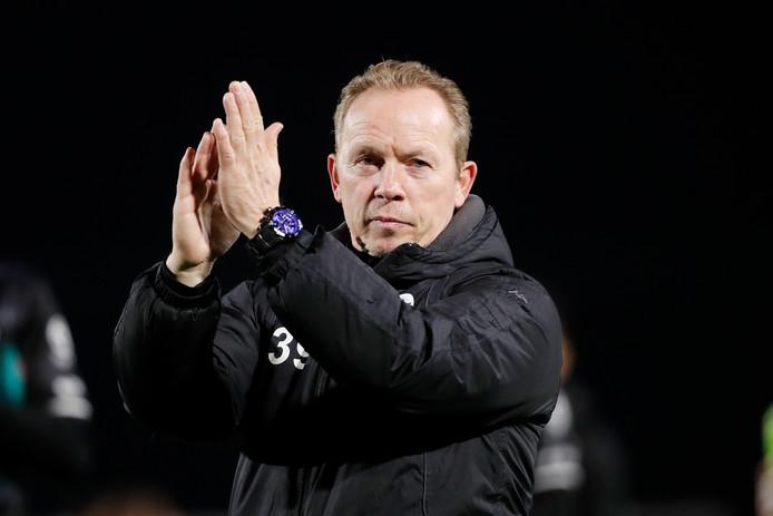 Wil Boessen was afgelopen seizoen nog trainer van FC Den Bosch.