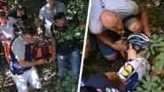 """Geruststellend nieuws over Remco Evenepoel na val in ravijn: """"Hij was bij bewustzijn en sprak toen hij afgevoerd werd"""""""