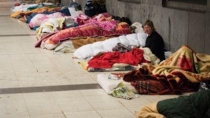 Meer hulp voor Brusselse daklozen