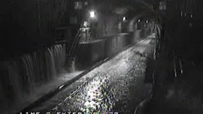 Filmpje toont ravage in New Yorkse metro