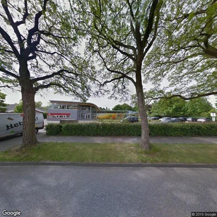 Vrije Schook Michaël aan de Bachlaan in Zwolle (Bron: Google Maps)