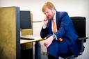 Koning Willem-Alexander heeft in het weekend van 21 maart gebeld met Duitse fabrikant Dräger om apparatuur en maskers te bestellen.