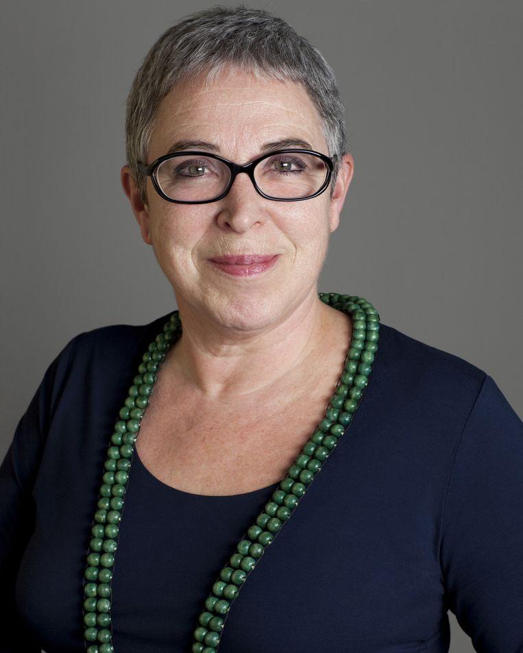 Jeanine van Pinxteren is de beste stadsdeelbestuurder. Beeld Maria Heijdendael