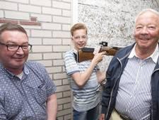 Liefde voor het geweer bij schietvereniging Tubantia Rijssen