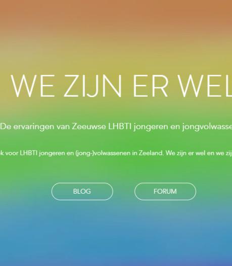 Zeeuwse LHBTI-website WeZijnErWel is een blijvertje