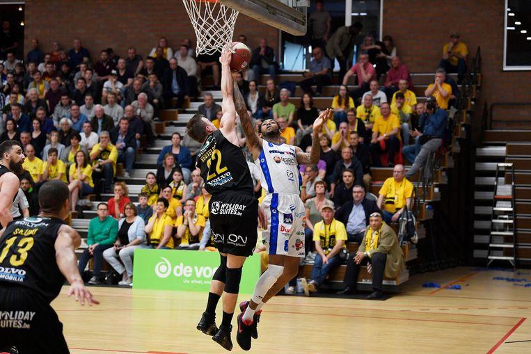 De basketbalploeg speelt dit seizoen nog in De Schalk in Willebroek, maar verhuist volgend seizoen naar Mechelen.