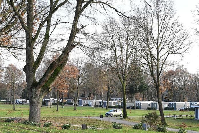 Chaletpark Residence Heijendael ziet er als nieuw uit. Als het mag wil de eigenaar uitbreiden tot 130 chalets.