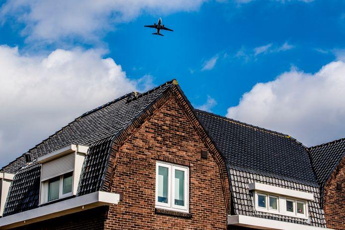 Bewoners in de regio Utrecht ervaren steeds meer overlast van vliegverkeer