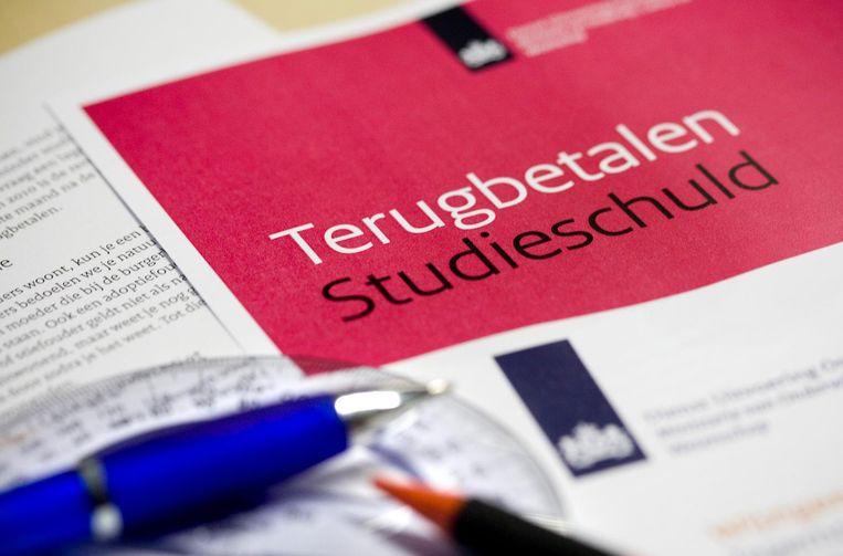 Studentenorganisaties: hoge rente studieschuld in strijd met de wet