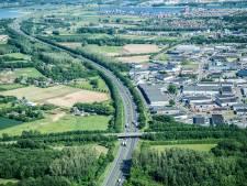 457 ongelukken op A73 in één jaar: zes op de tien in de buurt van een op- en afrit