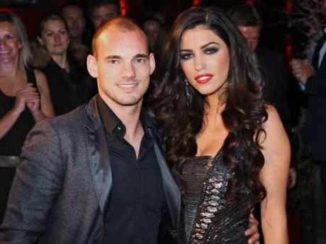 Wesley Sneijder bevestigt: Yolanthe en ik zijn uit elkaar