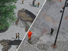 Nieuwe Vredenburgplein met mozaïkvloer is op 5 juni eindelijk klaar