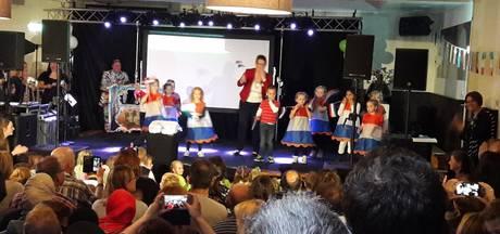 Basisschool De Springplank wenst O'G3NE alle succes van de wereld