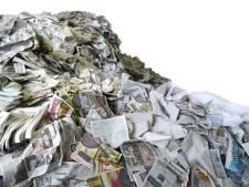 Plan voor oud papier slaat gat in begroting van clubs Heumen
