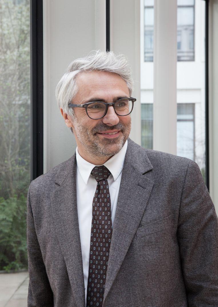 Directeur belastingzaken bij de Oeso Pascal Saint-Amans<br />Foto: Philip Provily Pascal Saint Amans Beeld ?