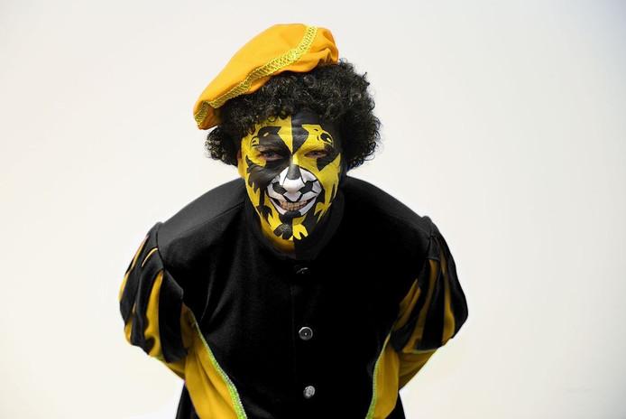 Vitesse Piet als alternatief voor Zwarte Piet in Arnhem?
