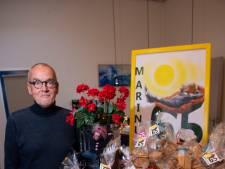 Ugchelse Bronkerk neemt afscheid van koster Marinus Ditzel (65)