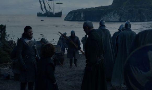 Aangekomen in King's Landing: tijd om een stad plat te branden?