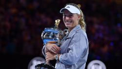 Gewezen nummer één Wozniacki (29) bergt tennisracket op na Australian Open