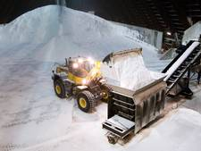 Tegenvaller voor Hellendoorn: Strooizout wordt fors duurder