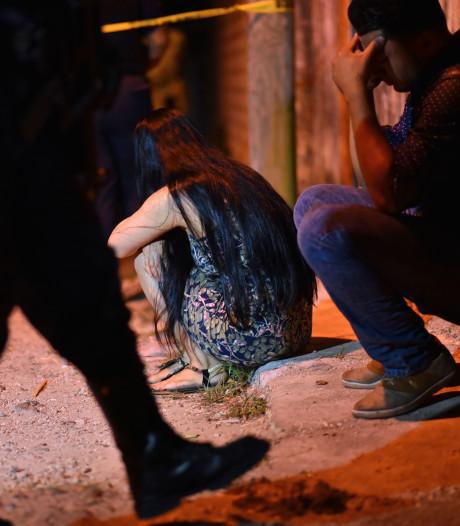 Schutters richten bloedbad aan op Mexicaans familiefeest: 13 doden
