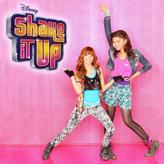 Met Bella Thorne in 'Shake It Up'.