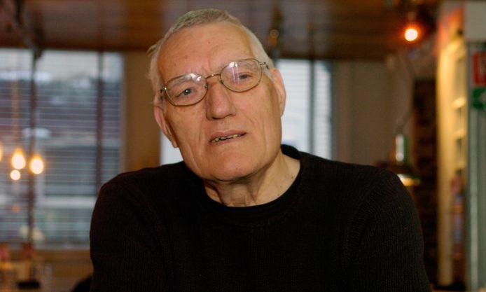 Gerry Teekens, eigenaar van de internationale platenmaatschappij Criss Cross Jazz.