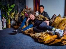 Roberto en Joop zagen bij een modeshow het licht: 'Ik zocht vooral een mensenmens'