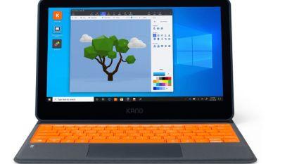 Microsoft en Kano brengen nieuw 'laptopbouwpakket' voor kinderen uit