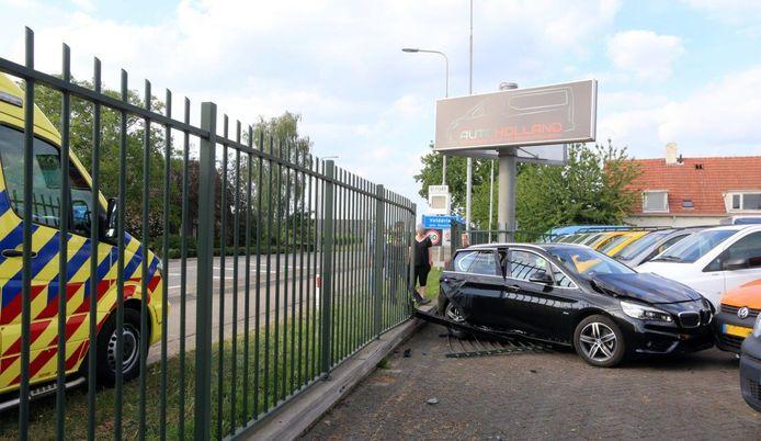 Eenzijdig ongeval in Velddriel.