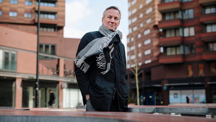 VVD-lijsttrekker Eric van der Burg gaat naar eigen zeggen echt niet weg na de verkiezingen