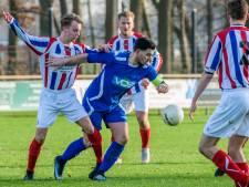 SV Capelle-goalgetters krijgen na drie weken schorsing: twee wedstrijden