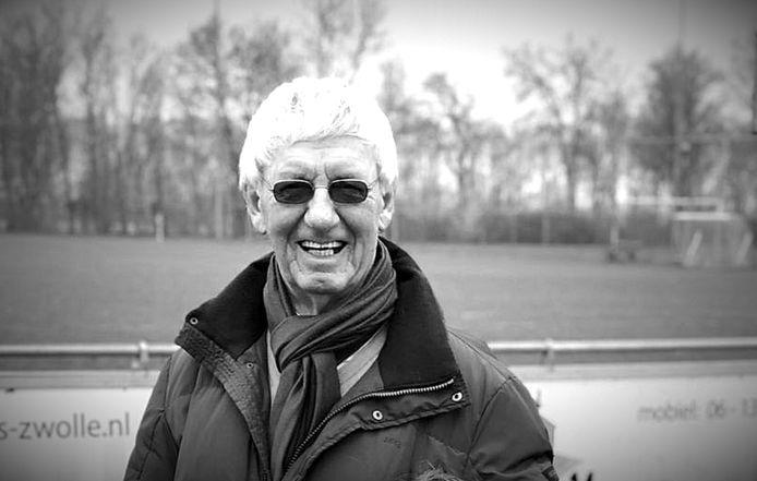 SC Genemuiden-clubman Berend Eenkhoorn overleed aan het coronavirus.