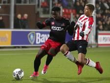 Maiky Fecunda dwingt contract af tot zomer 2019 bij Helmond Sport