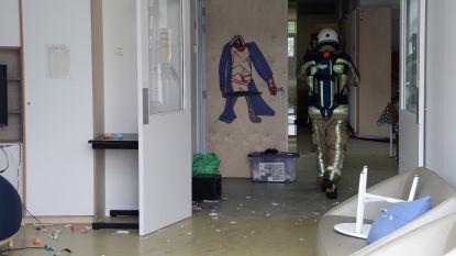 Wooncomplex voor mensen met verstandelijke beperking geëvacueerd na brandstichting door bewoner