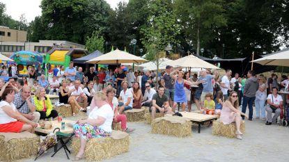 Festival viert opening vernieuwd Dorpsplein