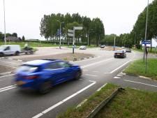 Kruising op N214 bij Noordeloos gaat op de schop