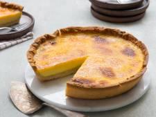 Wat Eten We Vandaag: Crème brûlée-taart