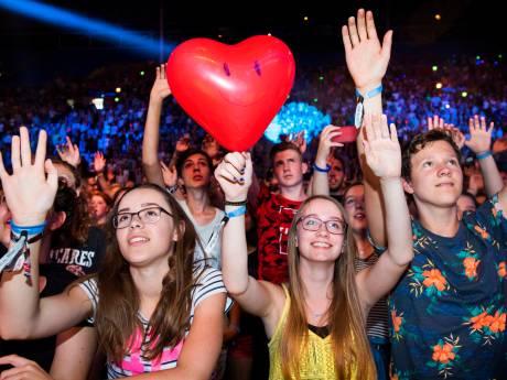 Ook de EO is dol op Rotterdam: Jongerendag in Ahoy