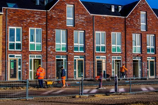 De aangetrokken bouwnijverheid is een van de belangrijkste oorzaken voor de record economische groei van 2017.