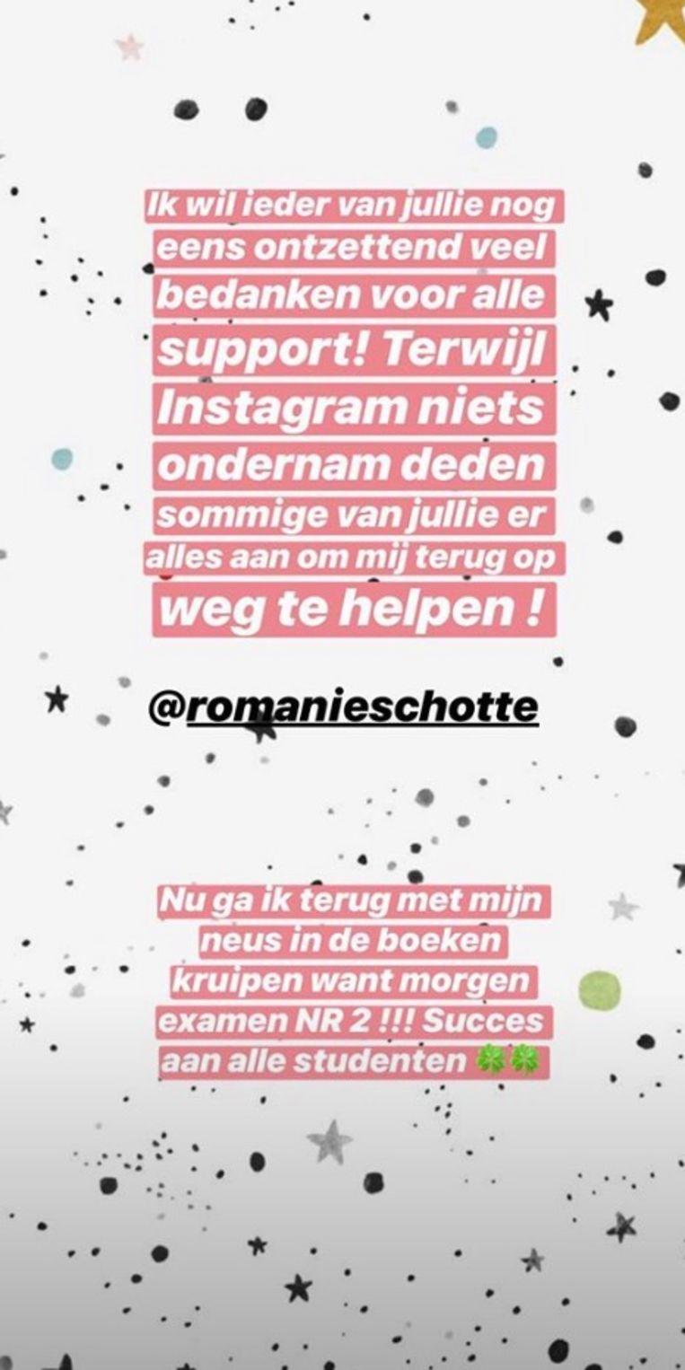 Romanie deelde dit bericht op Instagram.