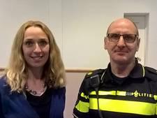 Spreekuur politie en gemeente over leefbaarheid in Middelburg-Zuid