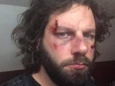 Politie en horeca 'not amused' over reclamestunt rockband