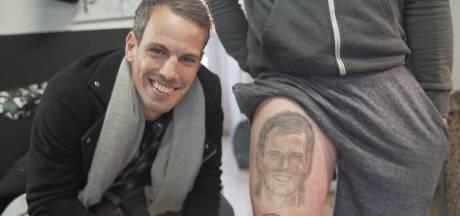 Messi? Ronaldo? Nee, Wesley wil een tattoo van Wout Brama