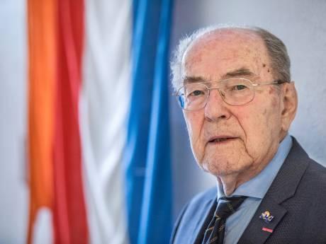 Koning noemt oorlogsheld Rudi (96) uit Harderwijk in Troonrede