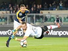 Hellas Verona sterkste in 'kelderkraker' in Serie A
