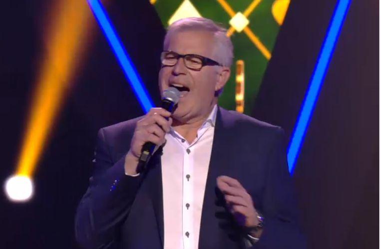 Lierenaar François Van den Broeck komt optreden tijdens de 'Crooner Night' op Lisp Kermis.
