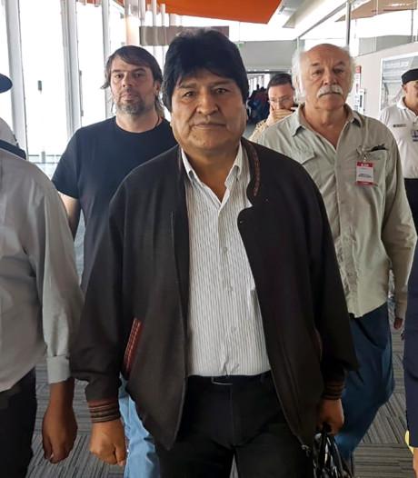 Bolivia wil arrestatie oud-president Morales